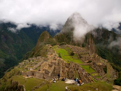 The Inca research center – Machu Picchu