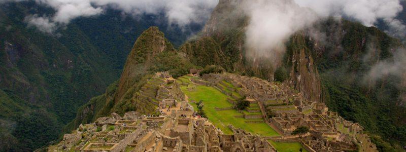 Inkaska placówka badawcza – Machu Picchu