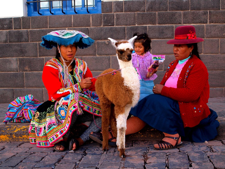 W stolicy Inków